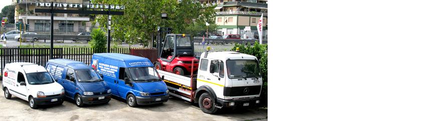 Manutenzione e assistenza carrelli elevatori